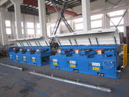Straight Line Stainless Steel Wire Drawing Machine Energy Saving 600m / Min