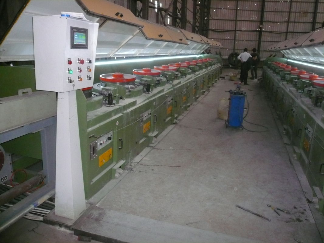 CO2 Gas Shielded Wire Drawing Equipment , Electrical Welding ...