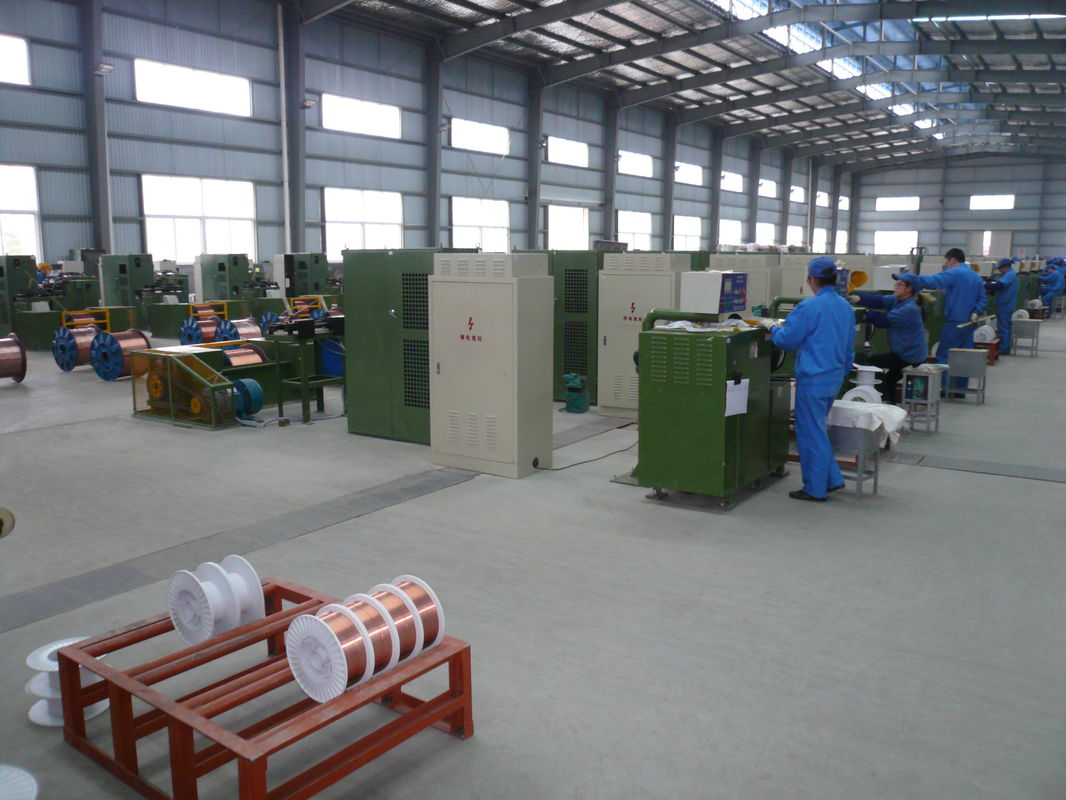 CO2 Gas Shielded Welding Wire Machine Rough Production Line 600KW ...
