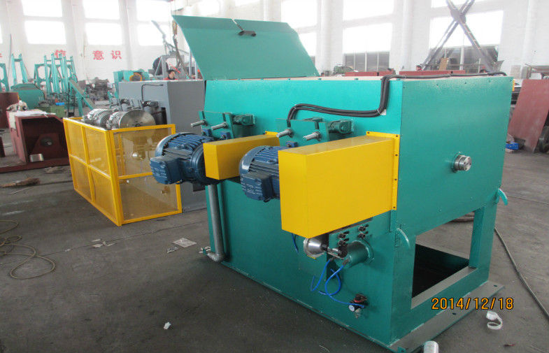 7.5KW 1220mm Variable Speed Belt Grinder Wire Polishing Machine Normal Type