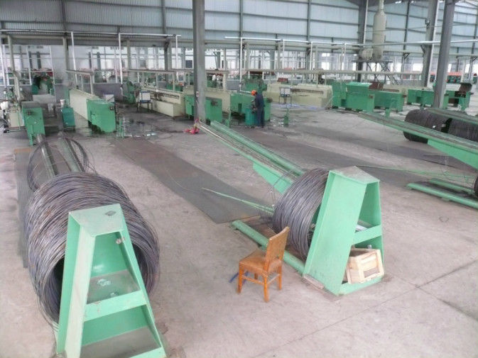 High Efficiency Wire Payoff Machinery For Wire Drawing User - Friendly Design