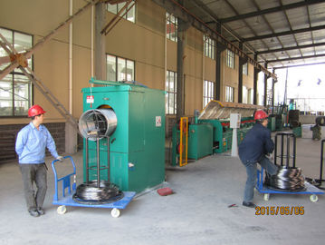 China Air Pressure Control Industrial Wire Descaling Machine With Strong Triangular Belt factory