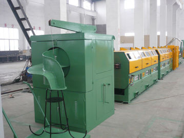 China Heavy Duty Wire Shot Blasting Equipment With Critical Cleaning 8230 × 762 × 1752mm factory