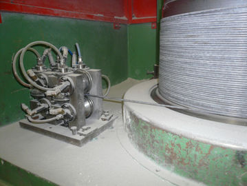 China Wear - Resistant  Dry / Wet Wire Drawing Machine Parts With Spring Wire / Wire Rope factory