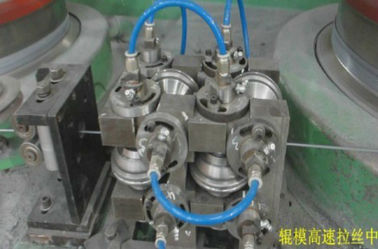 China Various Size Cable Production Equipment Spare Parts With 1 Block 22 / 30kw Power factory