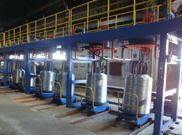 Green Φ1.5 - 10mm Wire Winding Machine , Wire Spooling Equipment For Cable Bobbin / Winding
