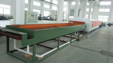 China 380V High Speed Stainless Steel Wire Drawing Machine With Electrical Control Cabinet factory