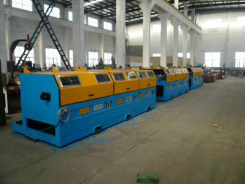 China Low Carbon Steel Cnc Drawing Machine , Precise Design Drawing Wire Machine factory