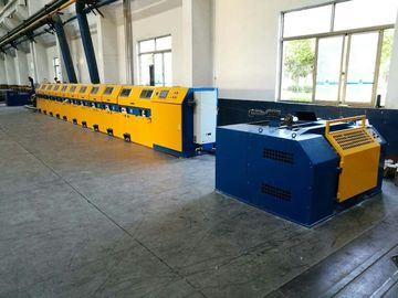 China 600m / Min Speed Continuous Wire Drawing Machine With Annealer LZ6 / 560 factory