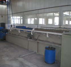 CO2 Gas Shielded Welding Wire Machine Rough Production Line 600KW Power 15 / 25Kg